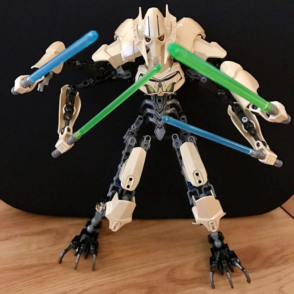 Lego General Grevious